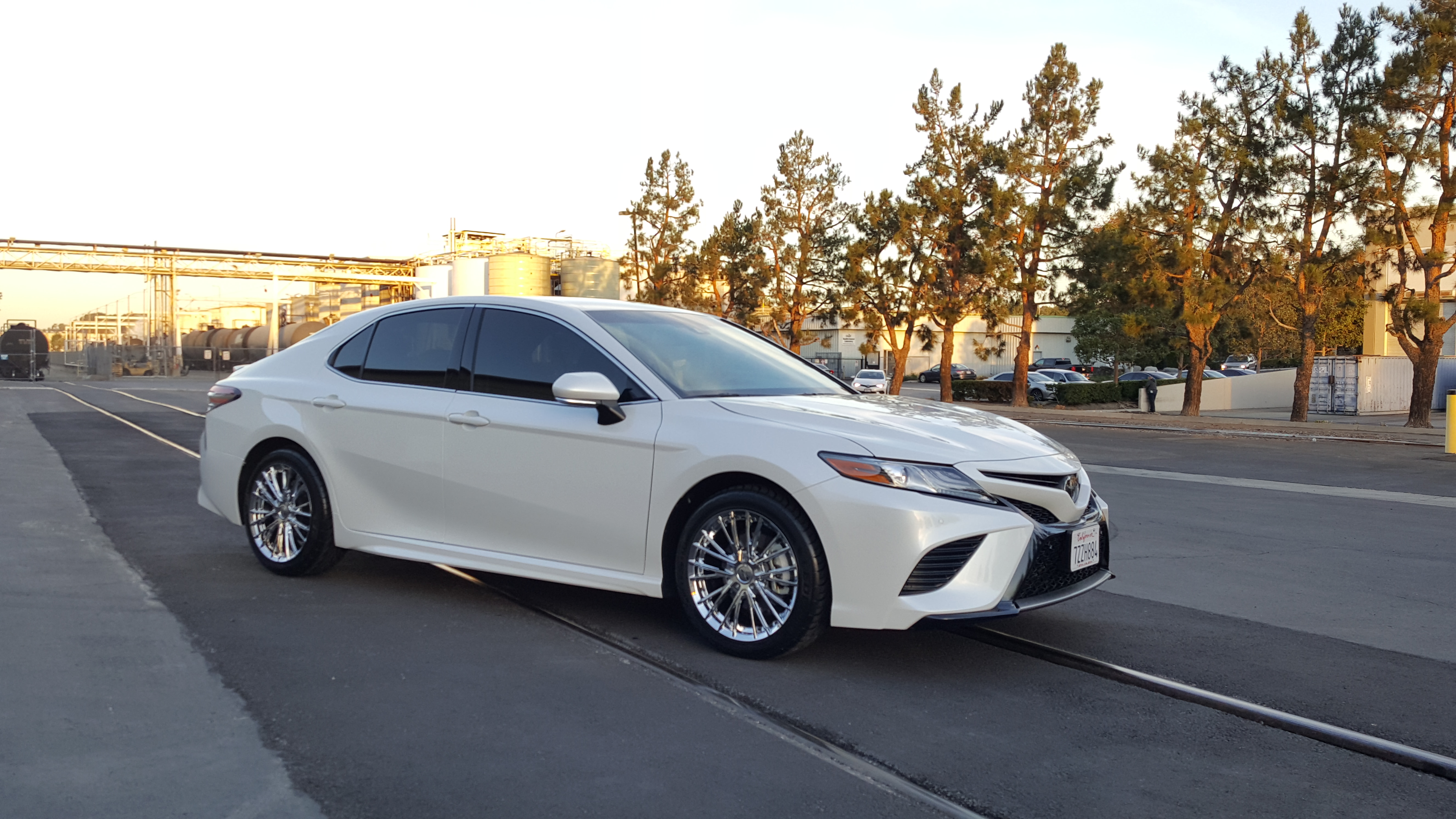 Toyota Costa Mesa >> Gallery - SoCal Custom Wheels