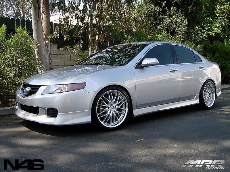 2007 Acura Tsx Custom >> Gallery - SoCal Custom Wheels