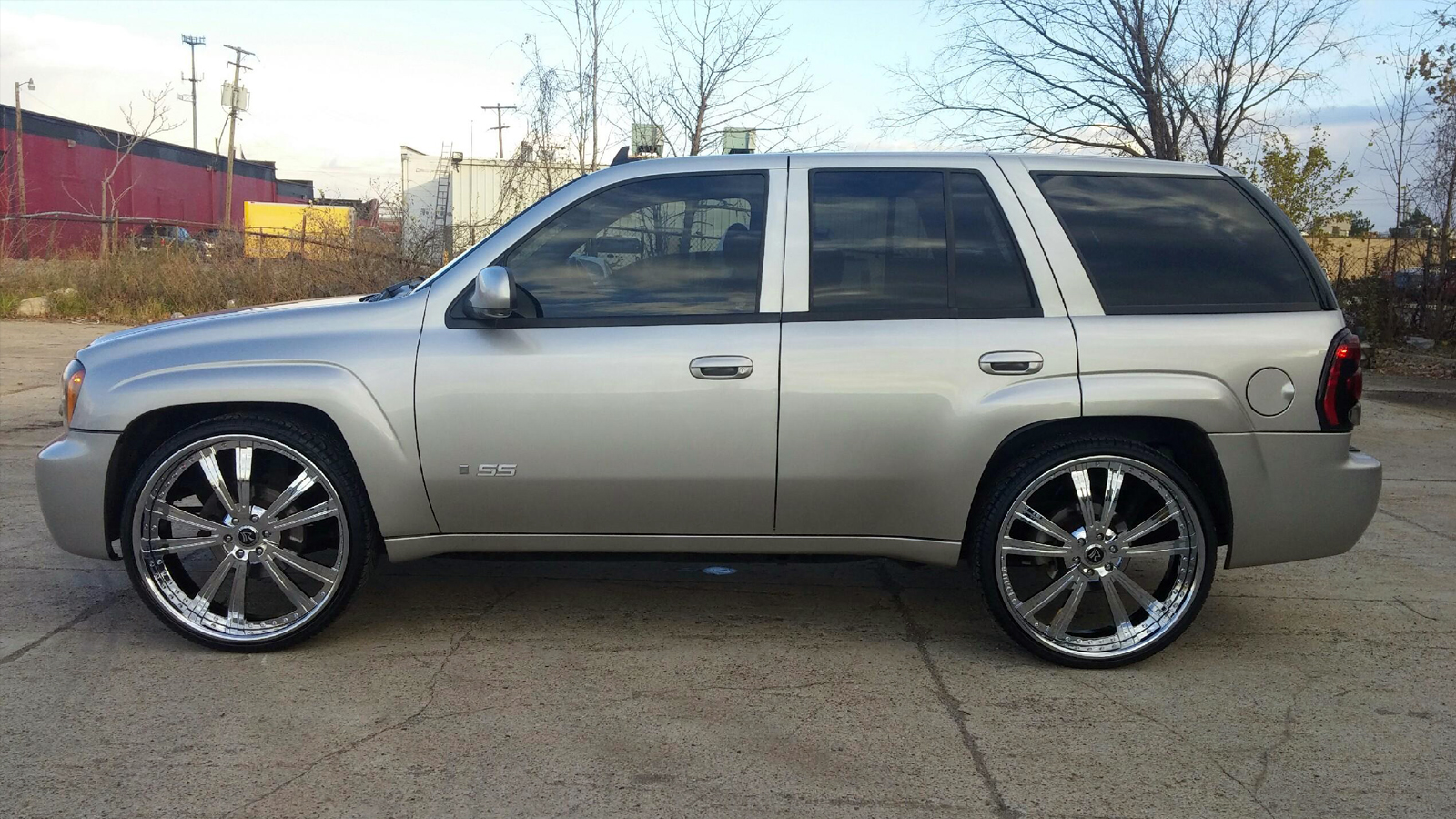 Chevy Trailblazer Ss Large on 2007 Gmc Envoy Rims