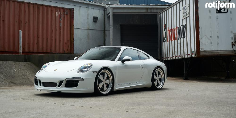 FUC on a Porsche 991 Carrera S
