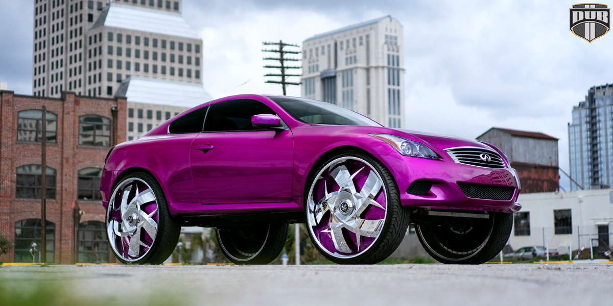 Infiniti G35 Custom >> Gallery Socal Custom Wheels