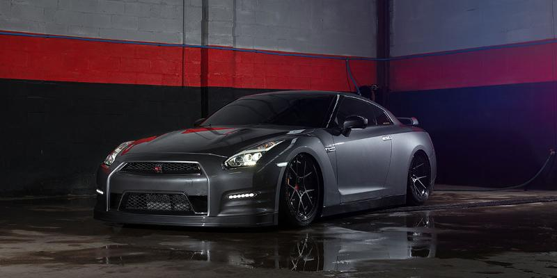 KPS on a Nissan GT-R