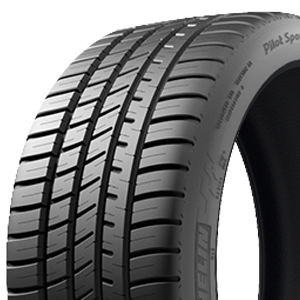 Michelin Pilot Sport A/S 3Plus Tire