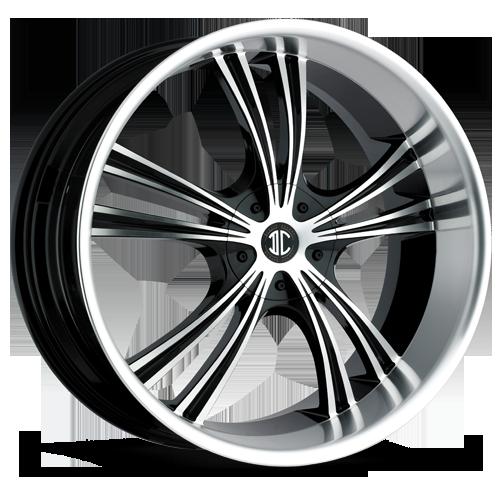 2 crave alloys no2 wheels socal custom wheels Chrysler Norseman