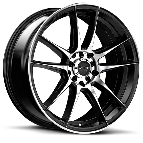 Ruff Racing R364 Wheels