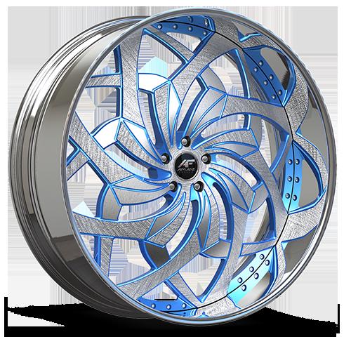 Amani Wheels Turbo Wheels