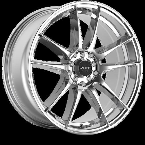 ruff racing r364 wheels socal custom wheels 1966 Honda Formula 1