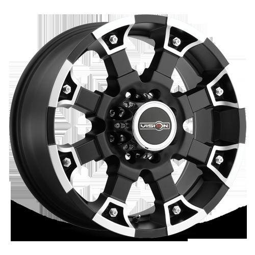 Vision Off Road 392 Brutal Wheels