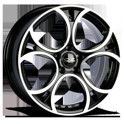 OZ X Line Wave Wheels | SoCal Custom Wheels