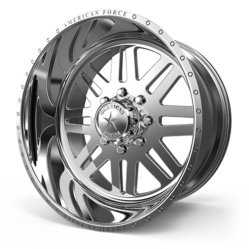 American Force Super Single Series 9 Liberty SS 8 Polished