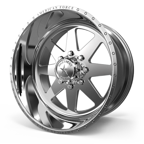 American Force Super Single Series 11 Independence SS 8 Polished