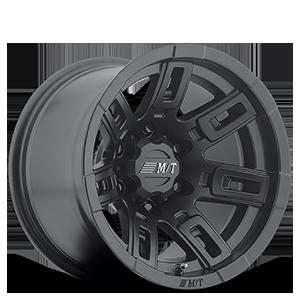 Sidebiter™ II - 15x8 5 Satin Black