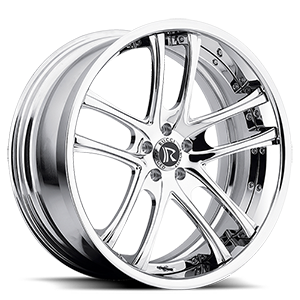 Rucci Forged Canoa 5 Chrome