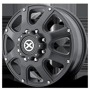 ATX Series AX189 Ledge Front 8 Textured Black