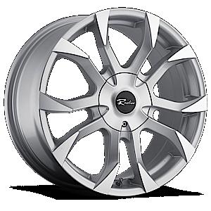 198 Vector Silver 4 lug
