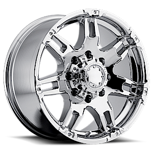 237-238 Gauntlet Chrome 8 lug