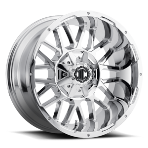 NX-12 Chrome 6 lug