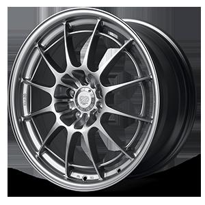 Enkei Wheels NT03+M 5 Silver 538