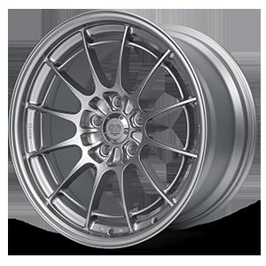 Enkei Wheels NT03+M 5 Silver 540