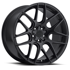 409 Magellen Satin Black 5 lug