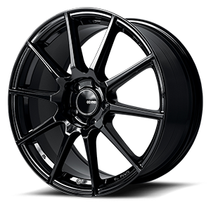 TS10 Gloss Black 5 lug