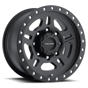 Pro Comp Wheels 29 Series La Paz 8 Satin Black