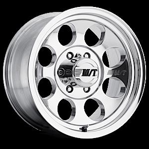 Classic III™ - 17x9 Polished 6 lug