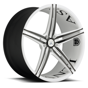 Monoblock 805 Black And White 5 lug