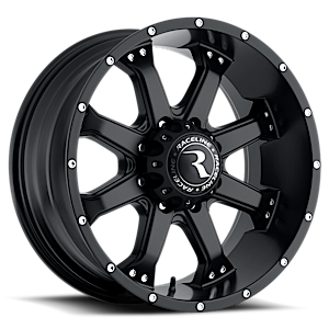 991B Assault Black 8 lug