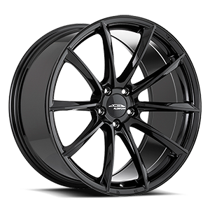 AFF05 Piano Black 5 lug