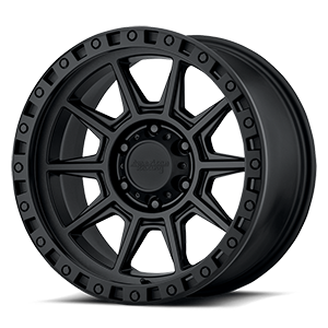 AX202 Cast Iron Black 5 lug