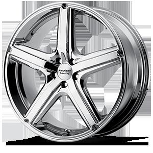 American Racing Custom Wheels AR883 Maverick 5 Chrome