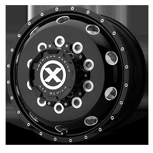 ATX Series AO400HD Baja - Heavy Duty 10 High Gloss Black Milled - 9.0