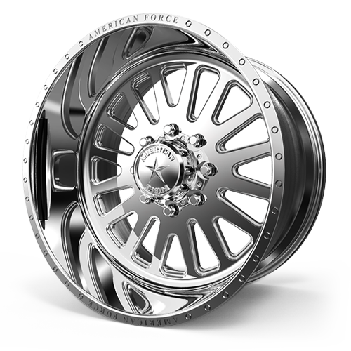 American Force Super Single Series F20 Atom SS 8 Polished