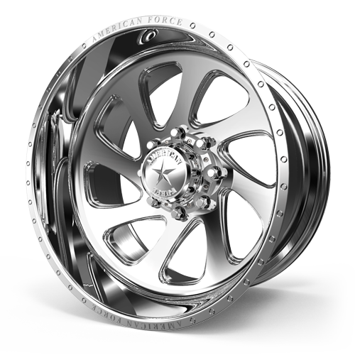 American Force Concave Series CK05 Shiv CC 8 Polished