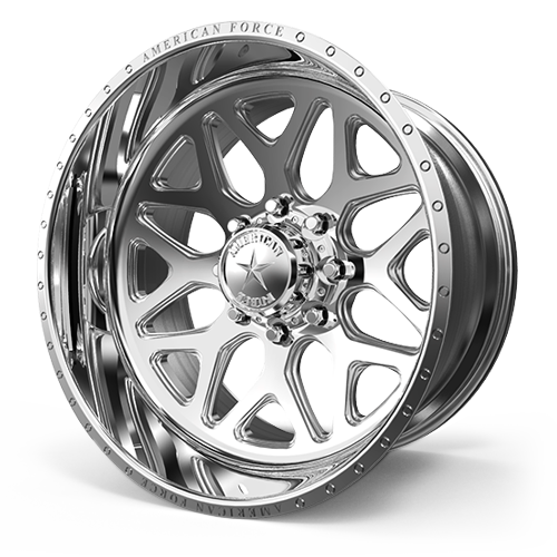 American Force Concave Series CK08 Sprint CC 8 Polished