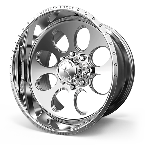 American Force Concave Series CK15 Drive CC 8 Polished