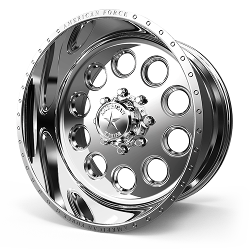 American Force Super Single Series F09 Big-Ten SS 8 Polished