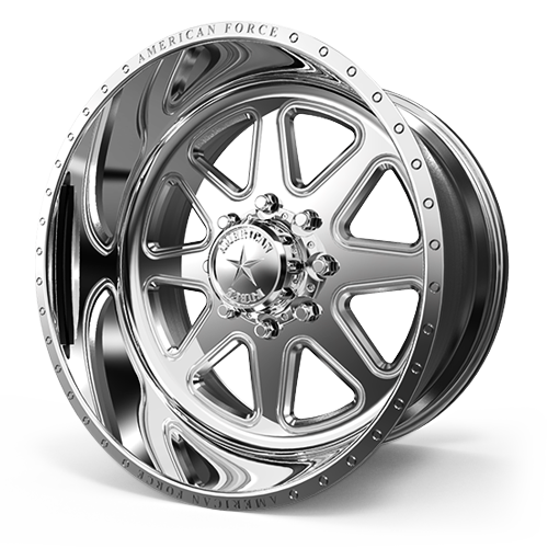 American Force Super Single Series F22 Range SS 8 Polished