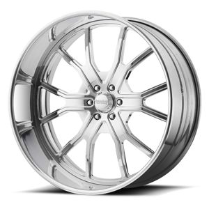 VF514 Polished 6 lug