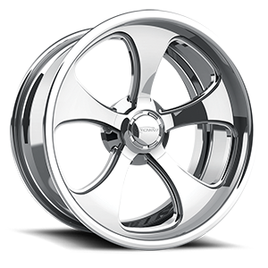 Americana d.concave High Luster Polished 5 lug