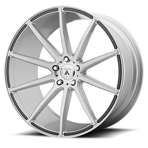 ABL-20 Brushed Silver 5 lug