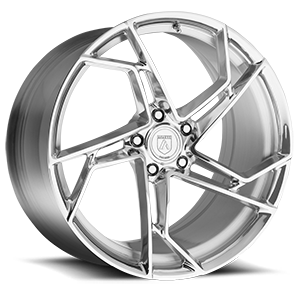 Monoblock 111 Polished 5 lug