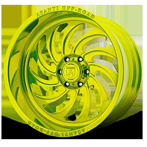 Asanti Off-Road AB105 Twister 8 Green