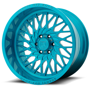 AB106 Blue 8 lug