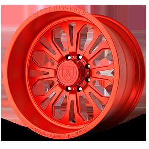 Asanti Off-Road AB107 Tremor 8 Red