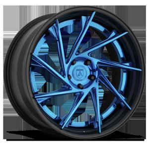 TL104 Blue 5 lug