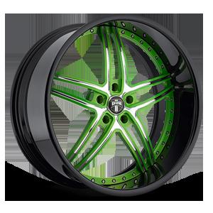 Axiom - C16 Custom Color Finish 5 lug