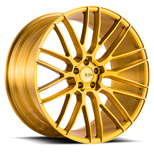 BM13 Brushed Gold 5 lug