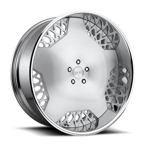 Boojie - X119 Brushed | Polished 5 lug